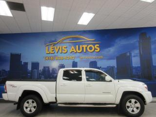 Used 2010 Toyota Tacoma TRD SPORT CREWCAB 4X4 V-6 AUTOMATIQUE 15 for sale in Lévis, QC