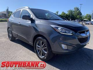 Used 2015 Hyundai Tucson GLS for sale in Ottawa, ON