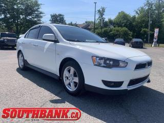 Used 2014 Mitsubishi Lancer SE for sale in Ottawa, ON