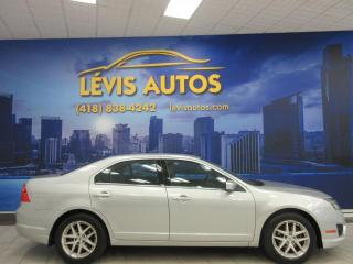 Used 2010 Ford Fusion SEL V-6 BLUETOOTH AIR CLIMATISE SEULEMEN for sale in Lévis, QC