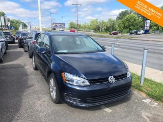 Used 2017 Volkswagen Golf Manuelle Comfortline 1.8 TSI + Caméra + Keyless for sale in Québec, QC