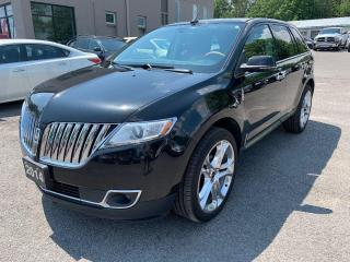 Used 2014 Lincoln MKX for sale in Peterborough, ON