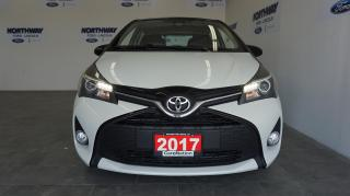 Used 2017 Toyota Yaris SE | HATCHBACK | TOUCHSCREEN | ALLOYS for sale in Brantford, ON