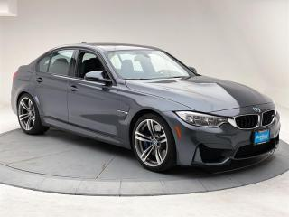 Used 2016 BMW M3 Sedan for sale in Vancouver, BC