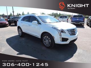 Used 2017 Cadillac XT5 Luxury AWD for sale in Weyburn, SK