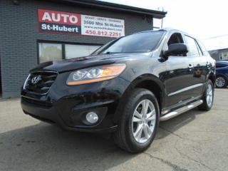 Used 2010 Hyundai Santa Fe HYUNDAI SANTA FE AWD LIMITED 2010 for sale in St-Hubert, QC