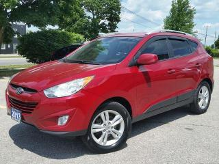 Used 2013 Hyundai Tucson GLS FWD for sale in Cambridge, ON