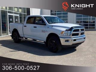 Used 2016 RAM 3500 SLT for sale in Moose Jaw, SK