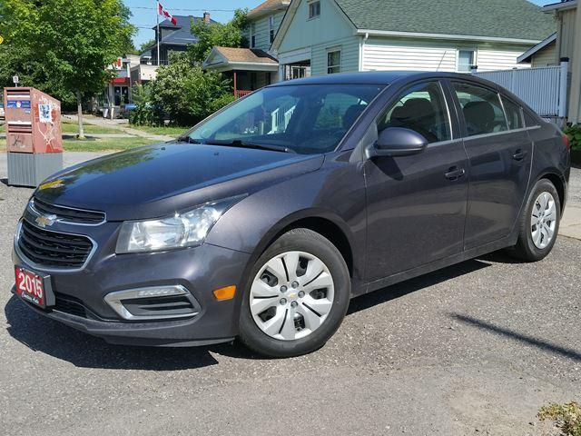 2015 Chevrolet Cruze 1LT My Link-Connect Reverse Cam Extra Clean!!!