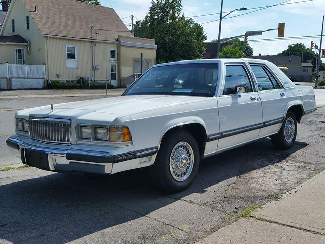 1989 Mercury Grand Marquis LS FORMAL COACH ROOF **UNBELIEVABLE CONDITION**ONE OWNER**LIKE BRAND NEW!!!**