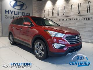 Used 2016 Hyundai Santa Fe XL FWD + AIR CLIM + SIÈGES CHAUFFANT + MAGS for sale in Sherbrooke, QC
