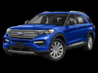 New 2020 Ford Explorer LIMITED for sale in Brandon, MB