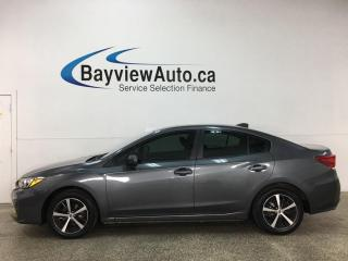 Used 2019 Subaru Impreza Sport - AWD! REVERSE CAM! HTD SEATS! ALLOYS! + MORE! for sale in Belleville, ON