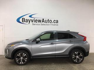 Used 2019 Mitsubishi Eclipse Cross ES - AWD! REVERSE CAM! ALLOYS! + MORE! for sale in Belleville, ON