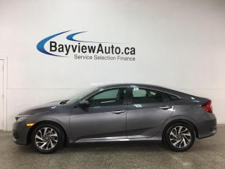 Used 2018 Honda Civic SE - AUTO! ALLOYS! ONLY 10,000KMS! for sale in Belleville, ON
