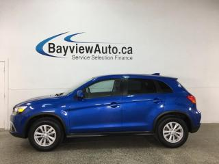 Used 2019 Mitsubishi RVR ES - REVERSE CAM! HTD SEATS! ALLOYS! + MORE! for sale in Belleville, ON