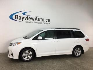 Used 2020 Toyota Sienna LE 8-Passenger - 8PASS! HTD SEATS! 3 ZONE CLIMATE! PWR DOORS! + MORE! for sale in Belleville, ON