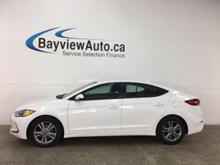 Used 2018 Hyundai Elantra GL - AUTO! A/C! PWR GROUP! + MORE! for sale in Belleville, ON