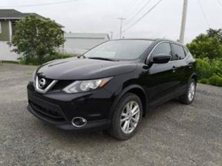 Used 2017 Nissan Qashqai AWD 4dr CVT SV for sale in Rimouski, QC