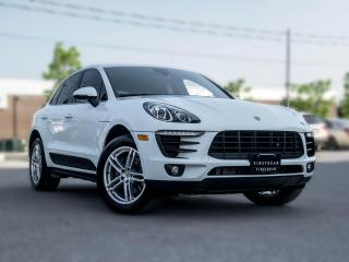 Used 2017 Porsche Macan AWD | NAV | BACK UP | LOADED for sale in Toronto, ON