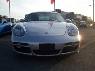 Used 2007 Porsche Cayman for sale in St-Jean-Sur-Le-Richelieu, QC