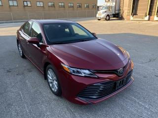Used 2019 Toyota Camry LE | HEATED SEATS | BACK UP | B.SPOT | LANE ASSIST for sale in Toronto, ON