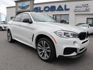 Used 2017 BMW X6 M-SPORT PKG. xDrive35i for sale in Ottawa, ON