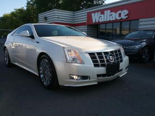 Used 2012 Cadillac CTS Performance Coupe AWD for sale in Ottawa, ON