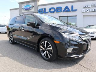 Used 2018 Honda Odyssey Touring 8 PASSENGERS . Touring for sale in Ottawa, ON