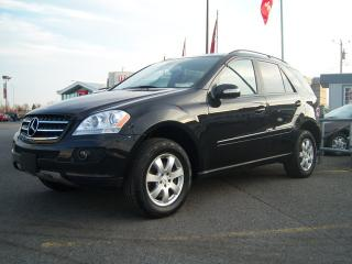 Used 2007 Mercedes-Benz ML 350 4MATIC for sale in Saint-jean-sur-richelieu, QC