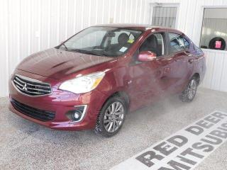 New 2019 Mitsubishi Mirage G4 GT for sale in Red Deer, AB