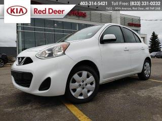 Used 2015 Nissan Micra SV for sale in Red Deer, AB