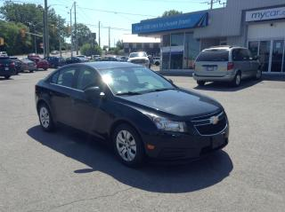 Used 2014 Chevrolet Cruze 1LT POWEGROUP, A/C!! for sale in Kingston, ON
