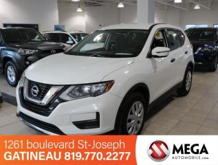 Used 2017 Nissan Rogue S for sale in Gatineau, QC