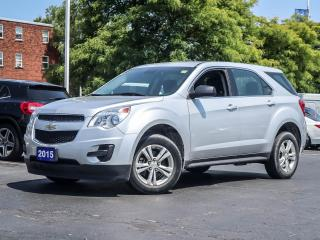 Used 2015 Chevrolet Equinox LS for sale in Burlington, ON