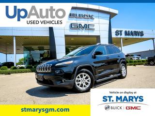 Used 2016 Jeep Cherokee North Edition for sale in St. Marys, ON