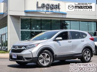 Used 2017 Honda CR-V LX for sale in Burlington, ON