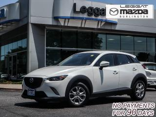 Used 2018 Mazda CX-3 GS - AWD, BLUETOOTH, HEATED SEATS, REAR CAMERA for sale in Burlington, ON