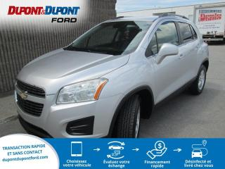 Used 2013 Chevrolet Trax LT 4portes à transmission intégrale ave for sale in Gatineau, QC