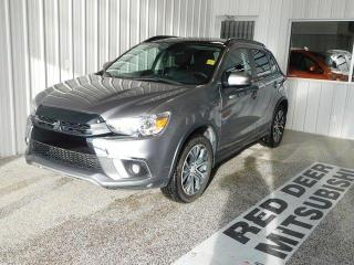 Used 2018 Mitsubishi RVR GT for sale in Red Deer, AB