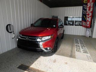 Used 2018 Mitsubishi Outlander SE for sale in Red Deer, AB