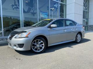 Used 2014 Nissan Sentra SR MAG AUTO AC for sale in Ste-Agathe-des-Monts, QC