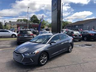 Used 2017 Hyundai Elantra GL EDITION | FACTORY WARRANTY | ALLOYS | BACKUP CAMERA for sale in Charlottetown, PE