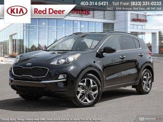 New 2020 Kia Sportage EX for sale in Red Deer, AB