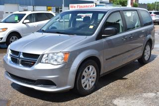 Used 2015 Dodge Grand Caravan SE/SXT Bluetooth! Cruise Control! ECON Mode! for sale in Saskatoon, SK
