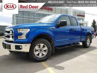 Used 2015 Ford F-150 XLT for sale in Red Deer, AB