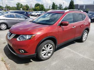 Used 2014 Nissan Rogue SV / AWD / TOIT PANORAMIQUE / SIÈGE CHAU for sale in Sherbrooke, QC