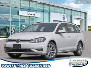 New 2019 Volkswagen Golf Sportwagen 1.8T Highline 4Motion AWD Auto for sale in PORT HOPE, ON