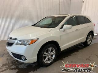 Used 2015 Acura RDX AWD Cuir Toit Ouvrant  Caméra MAGS for sale in Trois-Rivières, QC