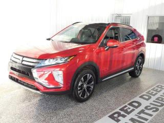 New 2020 Mitsubishi Eclipse Cross GT for sale in Red Deer, AB